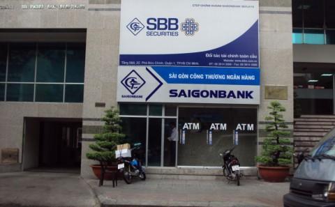 Thi Công Booth ATM Ngân Hàng Saigon Bank