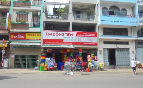 Chuỗi Bảng Hiệu Quảng Cáo Cửa Hàng Nhựa Gia Dụng Tại TP. Hồ Chí Minh