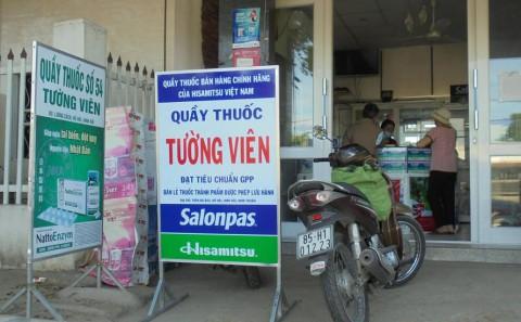 Làm Bảng Hiệu Nhà Thuốc Tây Tại Ninh Thuận