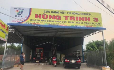 Chuỗi Bảng Hiệu Quảng Cáo Tôn Dán Decal Tại Đồng Nai