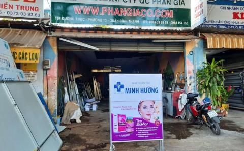 Hộp Đèn Nhà Thuốc Tây Của Công ty Anphar Việt Nam
