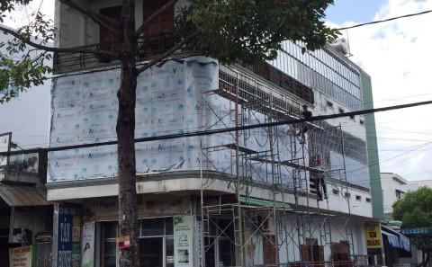 Công Ty Quảng Cáo Chuyên Thi Công Ốp Alu Mặt Dựng Tại TP. Hồ Chí Minh