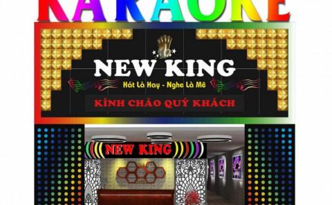 Thi công mặt dựng alu karaoke, bar, vũ trường